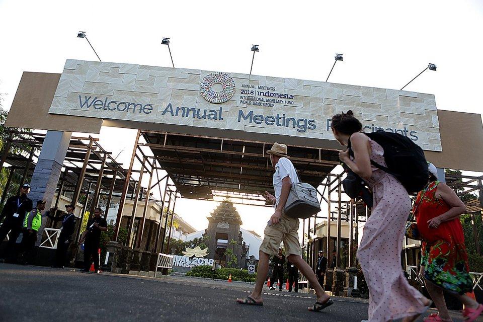 IMF-WB Meeting