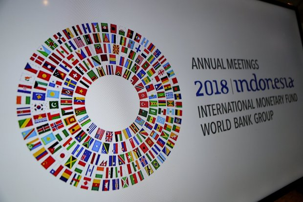 IMF, ekonomi global, pandemi corona