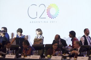 Pertemuan G20 Bali 2018