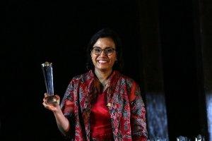 Market Global Award Menkeu Sri Mulyani