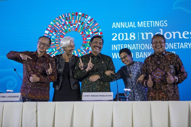 Final Press Conference AM IMF-WB 2018