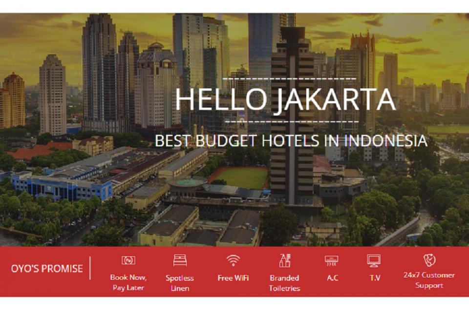 Startup unicorn asal India, OYO bakal masuk Indonesia.