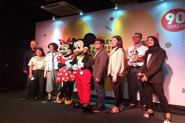 Disney Jakarta Fashion Week