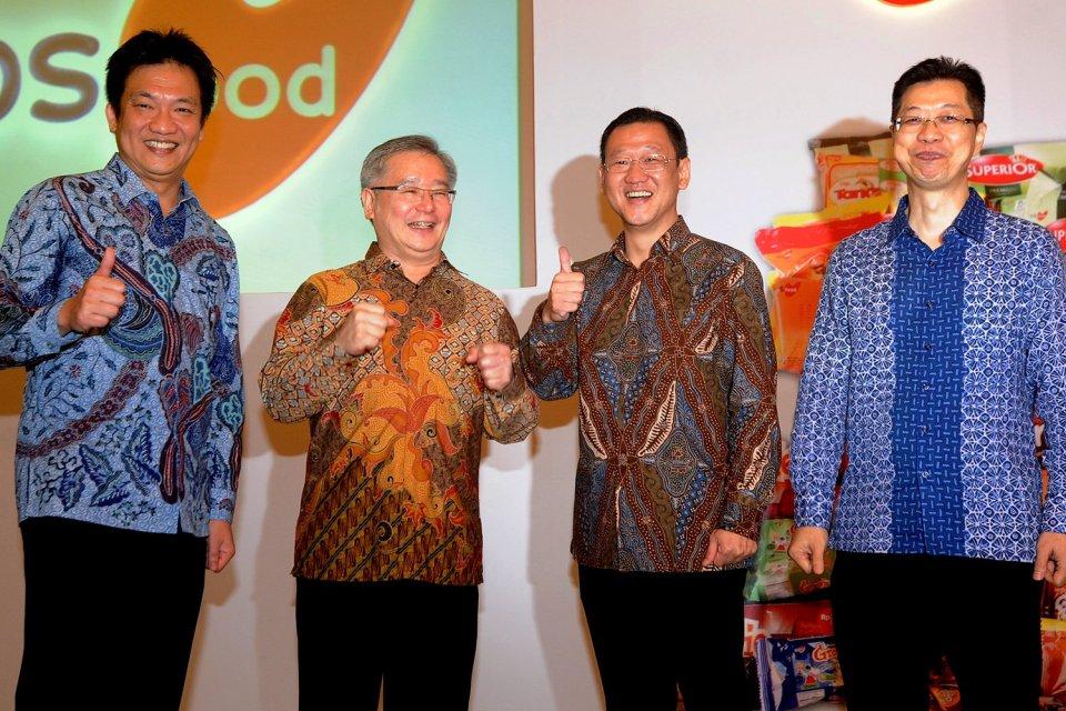Tiga Pilar Sejahtera, AISA, TPS Food