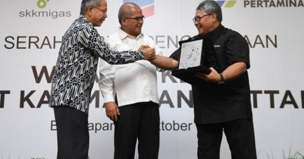 Resmi Kelola Blok East Kalimantan, Pertamina Kucurkan Rp 1