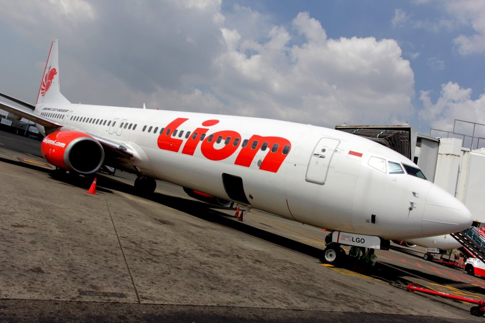 Lion Air memberi diskon 50%