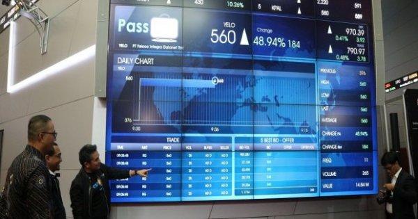 YELO UOB Kay Hian Holdings Limited Beli 5% Saham Passpod - Katadata News