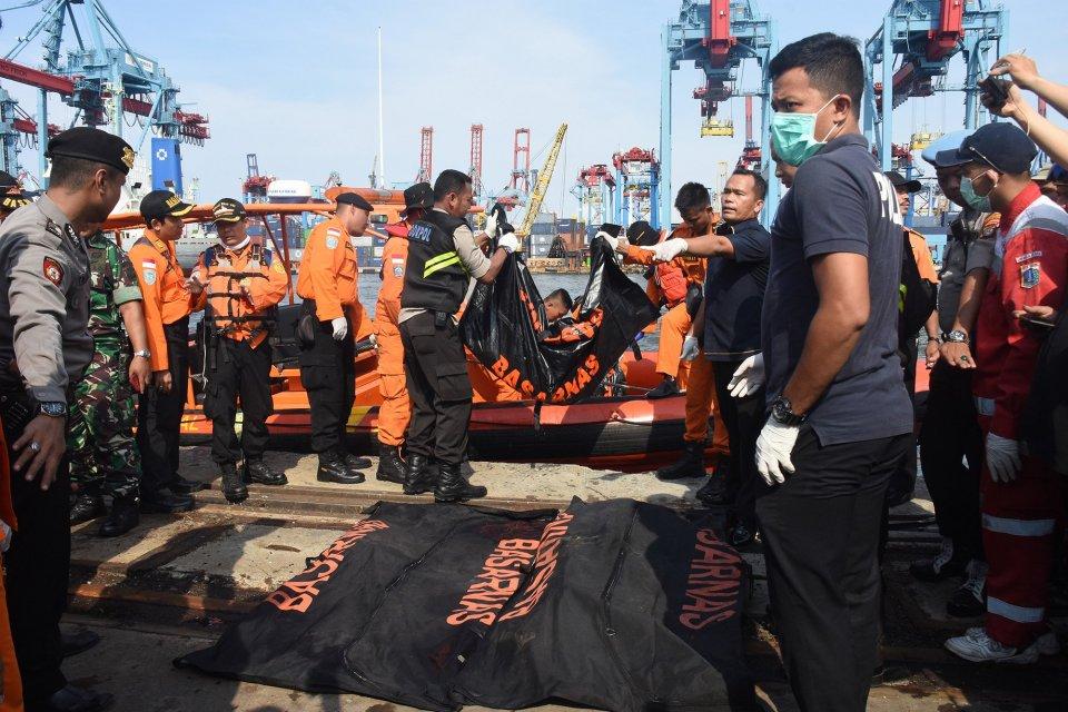Daftar Penumpang Lion Air JT 610 yang Jatuh di Perairan ...