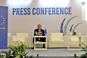 Karmenu Vella, Komisioner Uni Eropa untuk Lingkungan Hidup, Kelautan, dan Perikanan