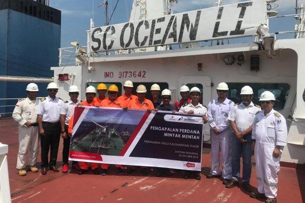 Pertamina, Blok East Kalimantan, Blok East Kalimantan Attaka