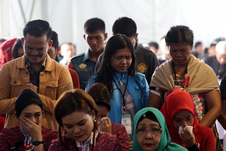 Kecelakaan Lion Air, Lion Air JT610, Kompensasi Lion Air, Lion Air Jatuh