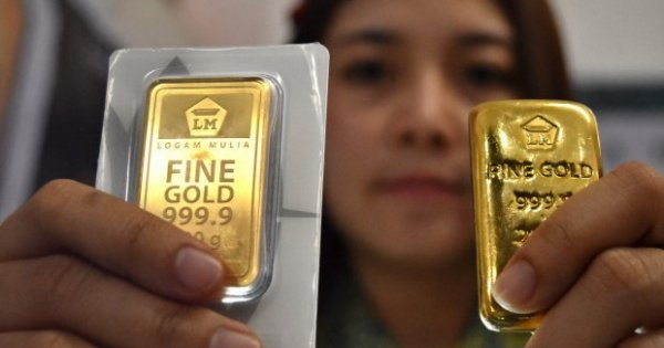 ANTM Harga Emas Dunia Tertinggi Lebih dari 6 Tahun, Kerek Harga Emas Antam | Katadata News