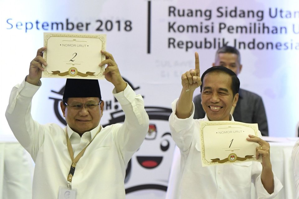 Jokowi mengatakan bahwa pertemuan dengan Prabowo akan mendinginkan suasana dan menunjukkan bahwa elit-elit politik rukun-rukun saja.