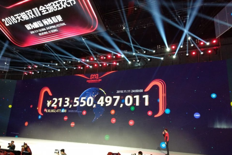 Global Shopping Festival Alibaba