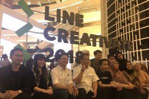 LINE Creativate