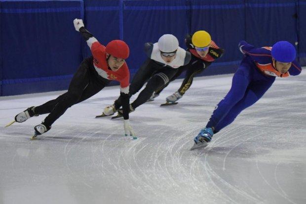 Kejuaraan Ice Skating