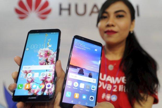 Perusahaan AS Peringatkan Corona Ancam Bisnis Huawei hingga Samsung