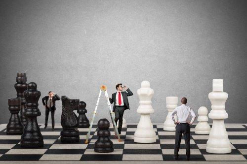 Strategi dan taktik bisnis-Telaah