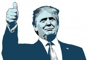 Telaah - Donald Trump