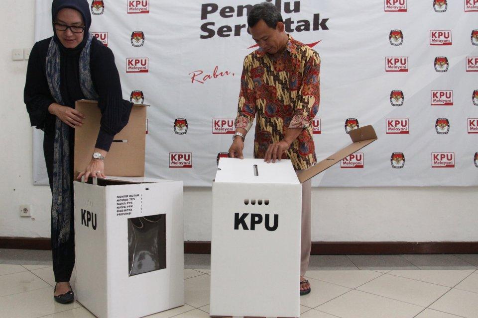 KPU, Pemilu 2019