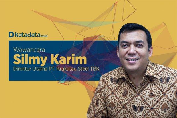 Silmy Karim_Dirut Krakatau Steel