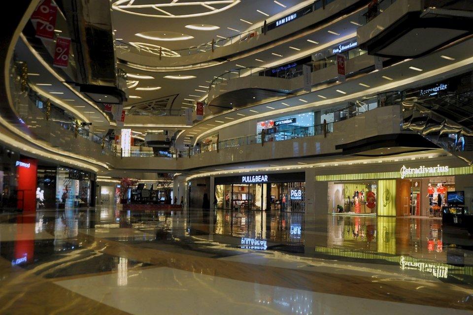 operasional gerai retail saat Sidang MK Pilpres 2019,