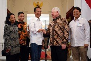 Jokowi Freeport