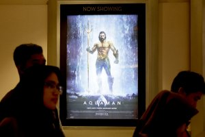 Poster Film Aquaman