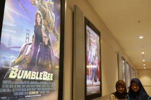 Poster Film Bumblebee