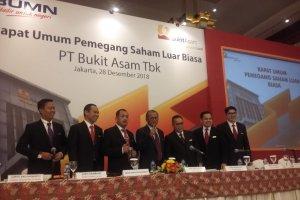 RUPS LB Bukit Asam (28/12/2018)