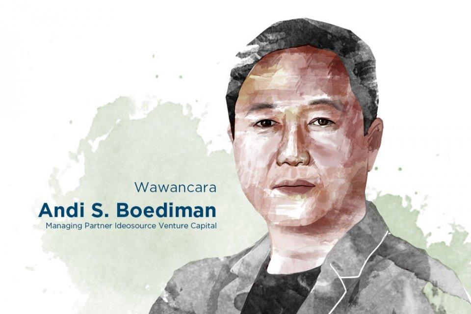 Managing Partner Ideosource Venture Capital Andi S. Boediman