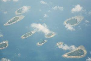 Gugusan pulau seribu