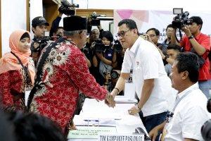 KPU Laporan Penerimaan Sumbangan Dana Kampanye (LPSDK)