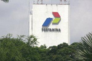 Gedung Pertamina, di Kawasan Gambir, Jakarta. Patra Jasa, anak usaha Pertamina ekspansi bisnis pengelolaan perhotelan di Arab Saudi dengan menggandeng