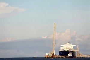Pengapalan Kargo LNG ke 1000 BP
