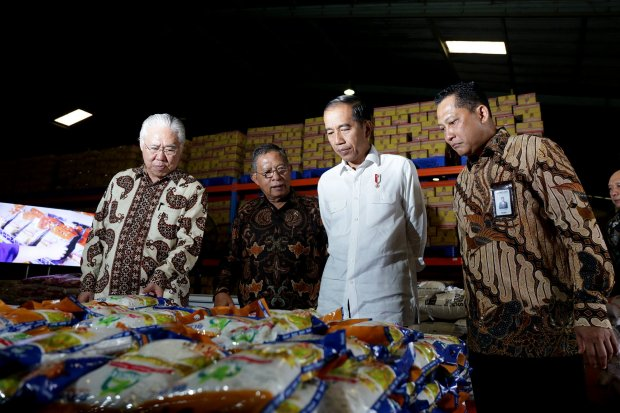 Bantuan Pangan Non Tunai, BPNT, Budi Waseso