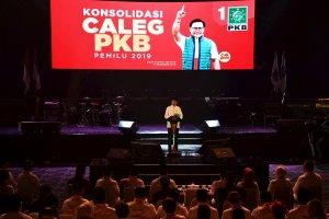Jokowi di Konsolidasi PKB
