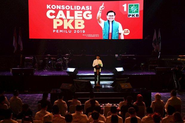 PKB, calon menteri, PKB incar 6 kementerian
