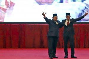 Pidato Kebangsaan Prabowo Sandi