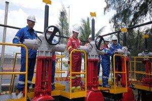 Penjualan Perdana Minyak Rokan Chevron ke Pertamina