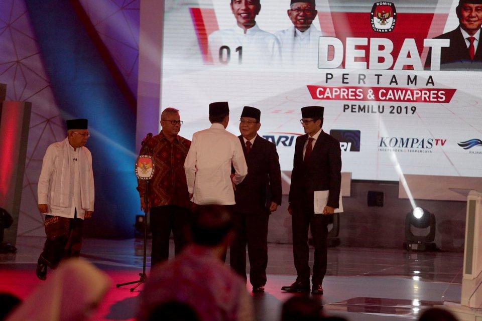 Debat Capres I 2019