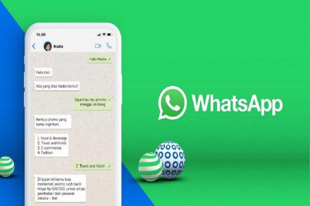 WhatsApp dan Kata.ai