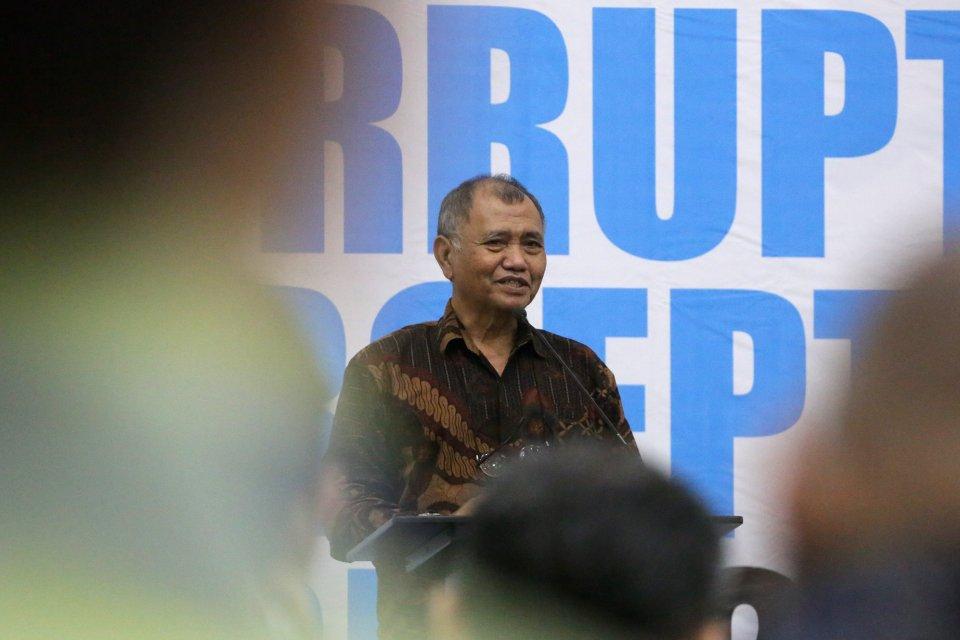 KPK, Jokowi, Revisi UU KPK.
