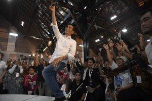 Joko Widodo mendapatkan dukungan dari Koalisi Alumni Diponegoro