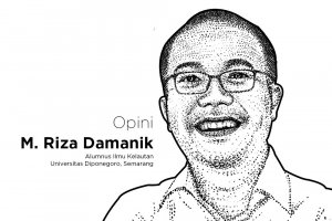 M Riza Damanik