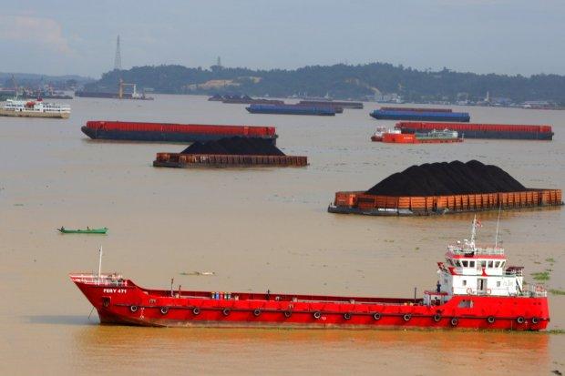 PSSI Tarif Muatan Naik, Pendapatan Pelita Samudra Shipping Terkerek 19% - Berita Katadata.co.id