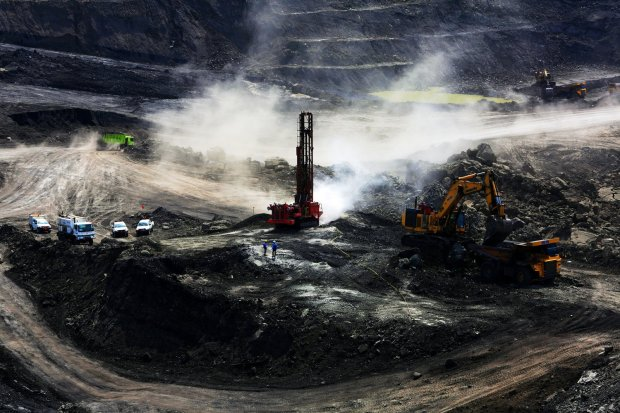 batu bara, lingkungan, emisi karbon, minerba, kementerian esdm