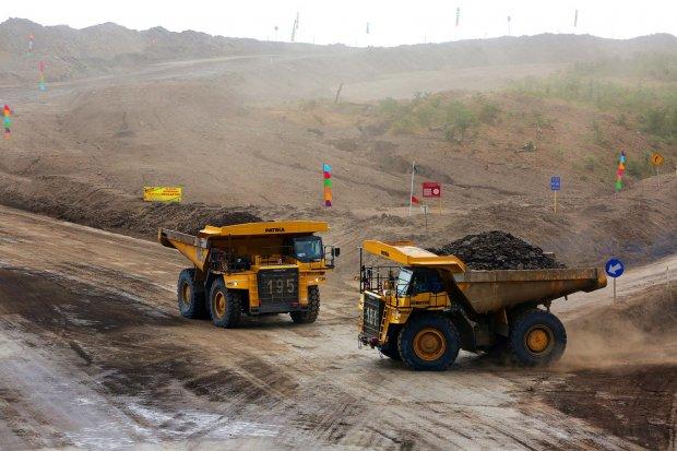 Galeri investigasi batubara, investigasi batu bara
