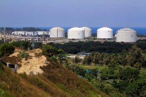 Infrastruktur Kawasan Ekonomi Khusus Arun, di Aceh