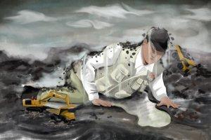 Ilustrasi KPK membidik pengawasan perdagangan batu bara.